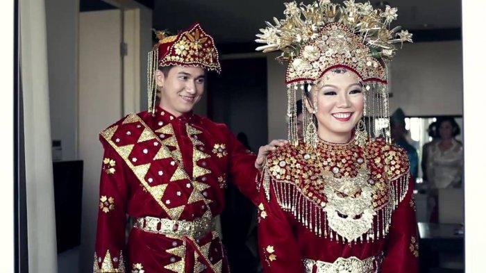 Potret Rumah Tangga Rama Michael dan Chika Friska, 12 Tahun Pacaran Akhirnya Menikah