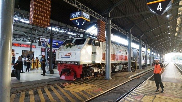 SGS 2020: Tiket Kereta Api Diskon 10 Persen untuk Semua Rute Keberangkatan dari Solo