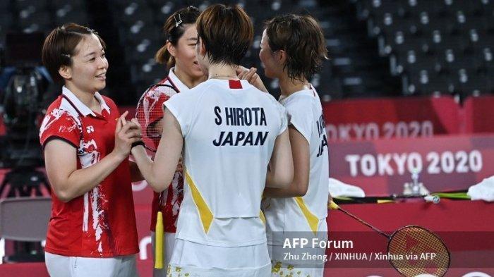 Pemain Nomor Satu BWF Tidak Ada yang Pulang Membawa Medali Emas di Olimpiade Tokyo 2020, Mengapa?