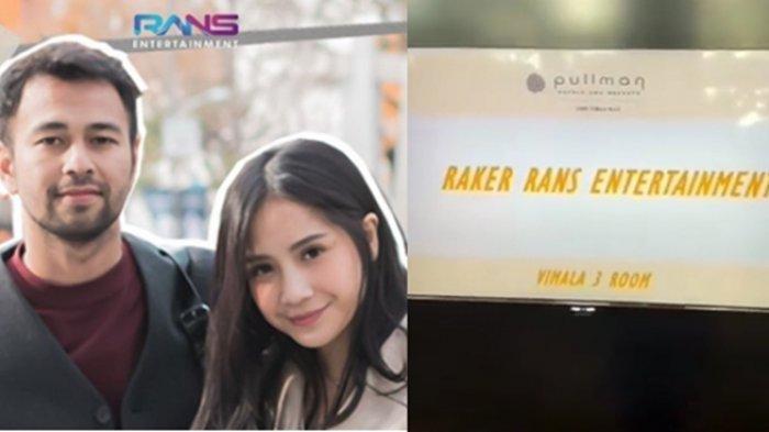 Kerja di RANS Entertainment Dimanjakan oleh Raffi Ahmad, Rapatnya di Hotel Mewah dan Banyak Makanan
