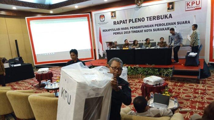 Kapolda Jateng Pastikan Rekapitulasi dan Pleno Pemilu 2019 di 35 Kabupaten/Kota Berjalan Lancar