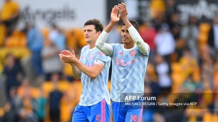 Jelang Leicester City vs MU, Maguire dan Varane Absen Karena Cedera, Solskjaer Frustrasi
