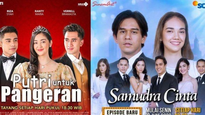 Jadwal Acara TV Kamis 2 Juli 2020: Putri Untuk Pangeran di RCTI, Samudra Cinta di SCTV