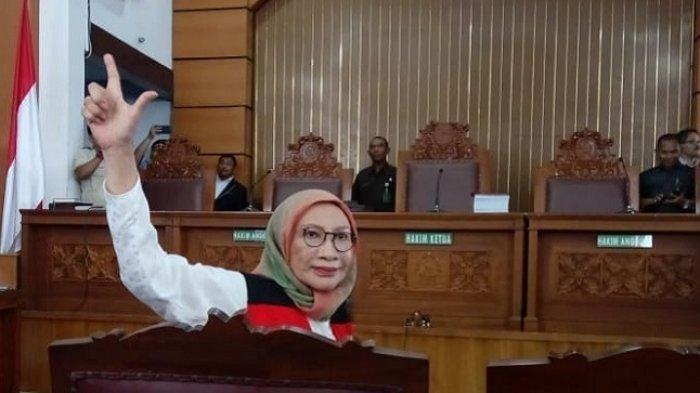 Di Pengadilan, Ratna Sarumpaet Mengaku Bersalah dan Sebut Kasusnya Bernuansa Politis