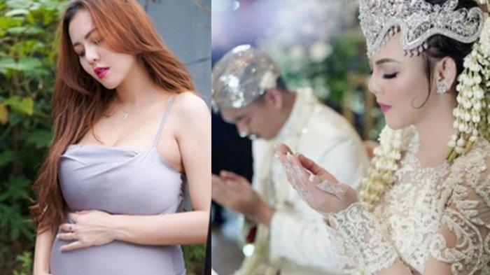 Suami Selingkuh dan Tak Dinafkahi, Aktris Ini Pilih Gugat Cerai Kini Bagikan Potret Maternity Seksi