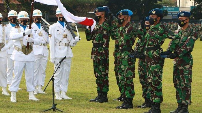 Ratusan Bintara TNI AU Adi Soemarmo Solo Angkatan ke-46 Resmi Dilantik,Ini Pesan yang Harus Dipegang