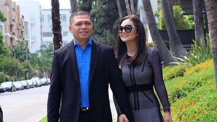 Hidup Terpisah, Krisdayanti Curhat Hubungan LDR-nya dengan Raul Lemos, Sulit Bertemu selama Pandemi