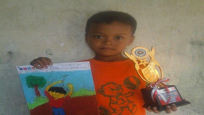Kisah Pilu dari Klaten: Ada Bocah 6 Tahun yang Mendadak Buta Malah Ditinggal Minggat Ayahnya
