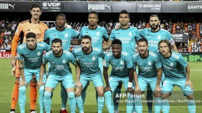 Jelang Real Madrid vs Sheriff, Eduardo Camavinga Jadi Starter Gantikan Casemiro