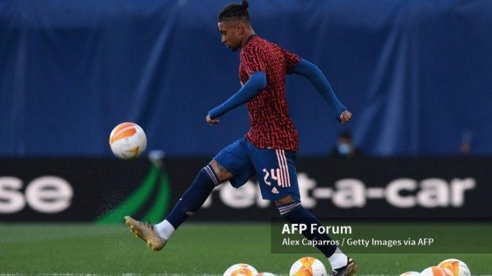 Belum Debut, Reiss Nelson Sudah Cedera, Feyenoord Pertanyakan Metode Latihan Mikel Arteta di Arsenal