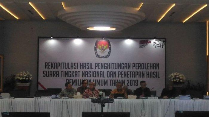 Unggul Rekapitulasi Suara di Sulsel, Saksi BPN Prabowo-Sandi Tolak Tanda Tangan, Apa Alasannya?