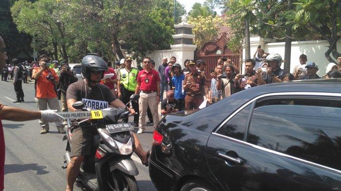 Berkas Kasus Mercy Vs Honda Beat Telah Dilimpahkan, Polresta Solo Sertakan Keterangan 20 Saksi