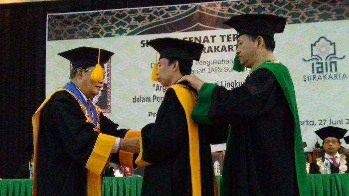 Hak Jawab Rektor IAIN Solo Mudofir Terkait Berita Rektor IAIN Solo Korban Fake Chat