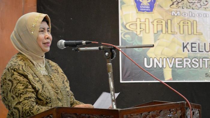 Rektor Unisri Surakarta: Halal Bihalal Wujudkan Masyarakat Fitri