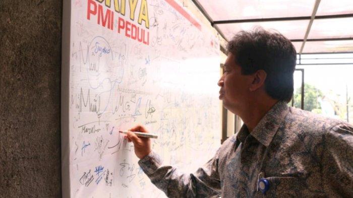 Griya PMI Surakarta Urus Warga Gangguan Jiwa dan Orang Tua Terlantar, Rektor UNS Solo Beri Apresiasi