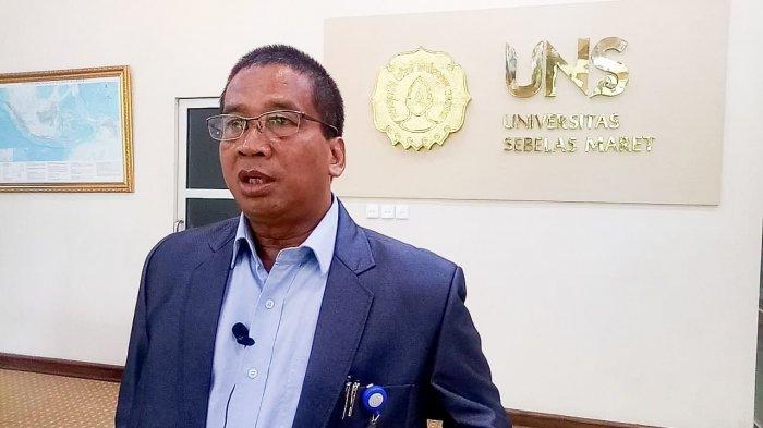 Pesan Rektor UNS Jamal Wiwoho Untuk 25 Mahasiswa PPDS UNS Solo: Segera Diberikan Kesembuhan