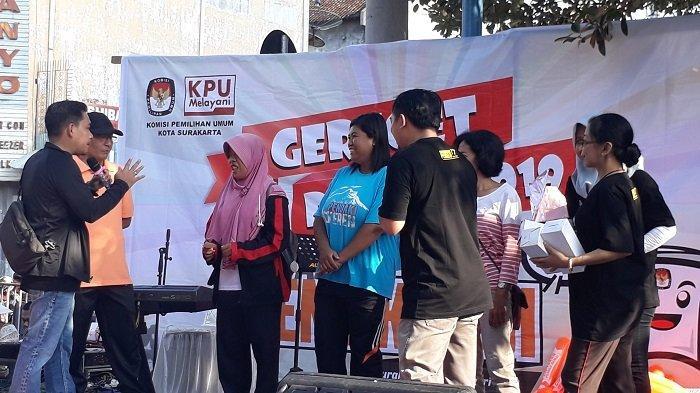 KPU Solo Berharap Relawan Demokrasi Naikkan Kualitas dan Partisipasi Pemilih pada Pemiu 2019