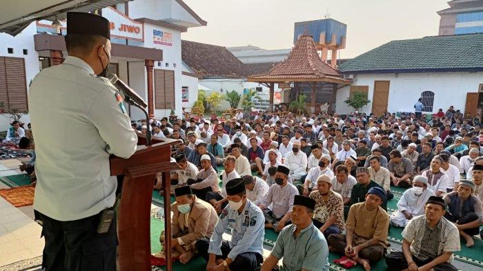 Kado Idul Fitri 2021, Ratusan Warga Binaan Rutan Wonogiri Dapat Remisi, 3 Orang Langsung Bebas