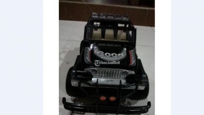 Mobil Mainan Remote Control Keren Ini Bisa Jadi Buah Tangan untuk Anak atau Keponakan