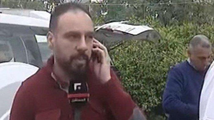 Jurnalis Televisi Alami Kekerasan saat Siaran Langsung Demo Anti-Trump di Lebanon