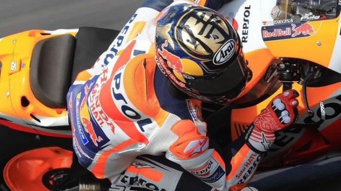 Ungkapan Dani Pedrosa setelah Tuntaskan Balapan Terakhirnya di MotoGP Valencia
