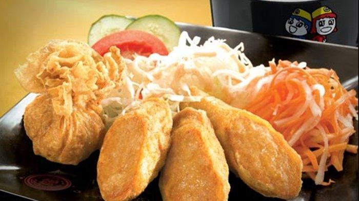 Resep Chicken Egg Roll Ala Hokben Hoka Hoka Bento Gampang Dimasak Rasanya Gurih Tribun Solo