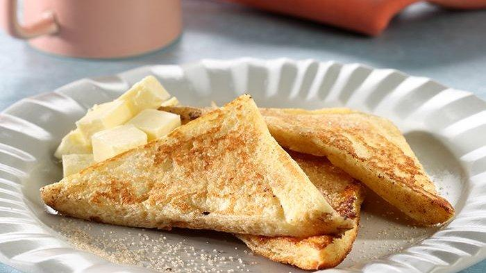Cara Membuat Cinnamon French Toast : Mudah Caranya, Enak Lezat ala di Kafe