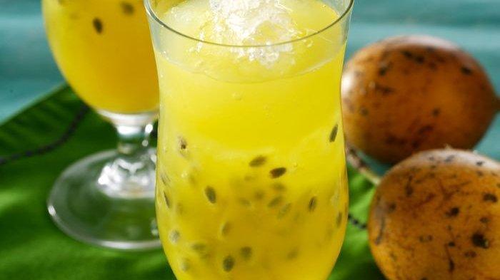 Resep Es Jeli Markisa, Minuman Segar Pelepas Dahaga
