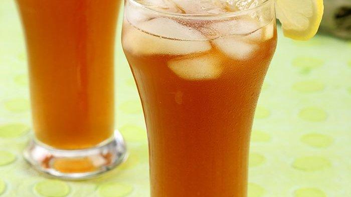 Resep Honey Tea Squash, Minuman Segar Pelepas Dahaga di Siang Harimu