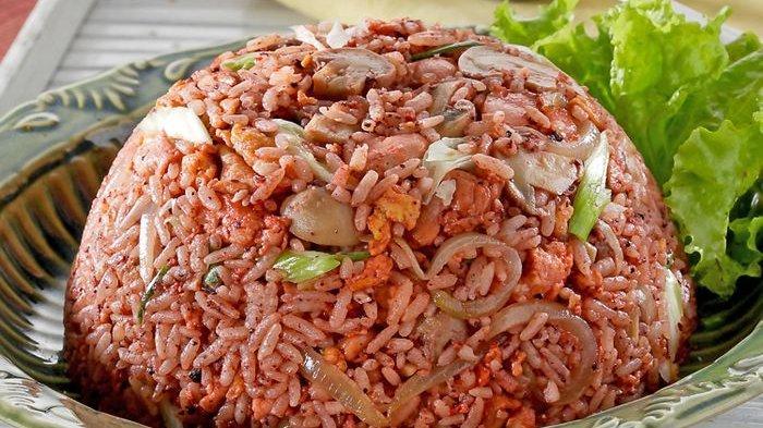Cara Membuat Nasi Goreng Merah ala Resto Chinese Food : Perhatikan Komposisi Bahan ini