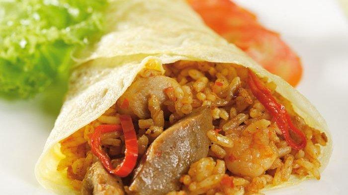 Resep Nasi Goreng Selimut, Menu Sarapan Favorit Si Kecil atau Cocok Buat Bekal