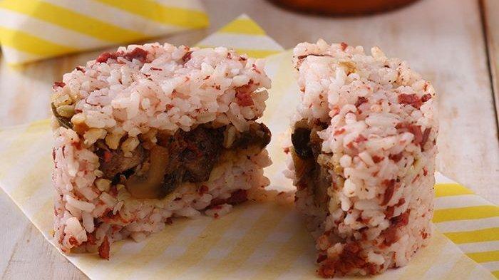 Resep Nasi Kepal Lidah Sapi Kecap, Bisa Buat Rekomendasi Menu Makan Siang