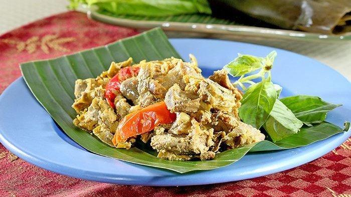 Resep Makan Siang Lezat untuk 8 Porsi, Pepes Ampela Bumbu Woku, Murah Meriah dan Bikin Nagih