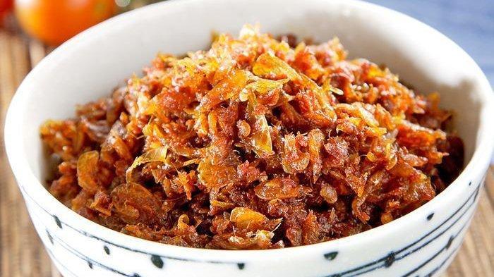 Resep Sambal Bawang Rebon, Sensasi Pedasnya Cocok untuk Teman Makan Siangmu