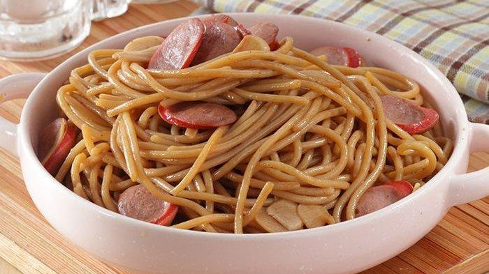 Resep Spageti Teriyaki, Hidangan Simpel Dibuat Rasanya Seenak di Restoran
