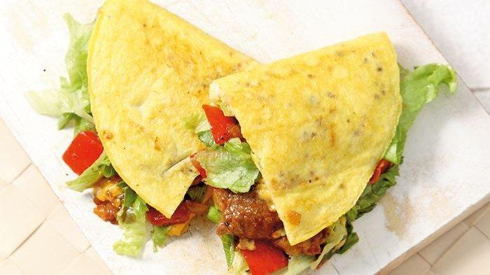 Resep Telur Ala Burger, Kreasi Telur yang Enak untuk Bekal Anak ke Sekolah