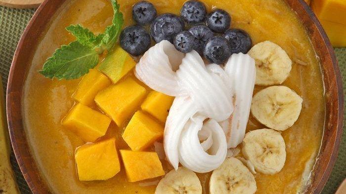 Resep Tropical Coco Smoothies, Sajikan Kesegarannya Sehabis Makan Siang
