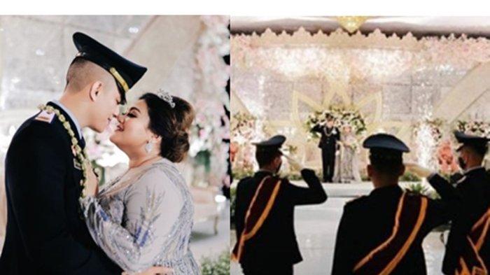Setelah Gelar Resepsi Pedang Pora, Olivia Putri Nia Danity Curhat Harus LDR-an Setahun dengan Suami