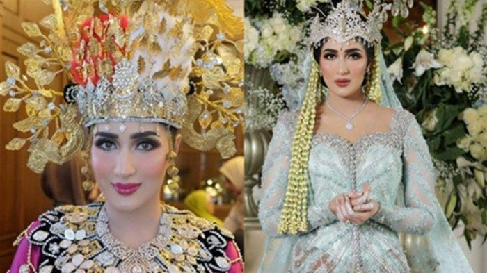 Shireen, Zaskia Sungkar hingga Tsania Marwa Hadiri Pesta Pernikahan Tania Nadira, Intip Foto-fotonya