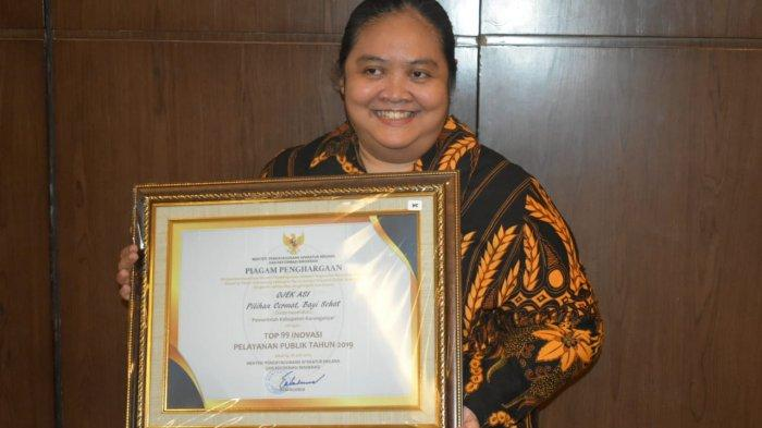 Mengenal Sosok Retno Sawartuti, Penggagas Ojek ASI di Karanganyar