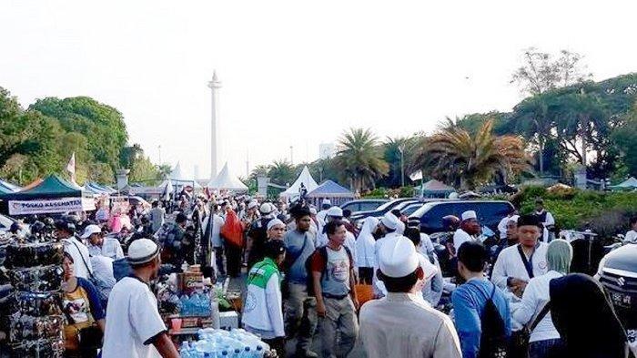 Kadernya Ikut Reuni 212 di Monas,Gerindra Solo Sebut Tak Melanggar AD/ART Partai