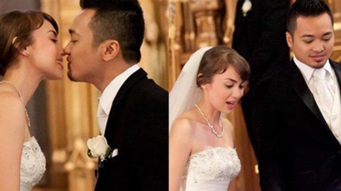 Rianti Cartwright Rayakan 11 Tahun Pernikahan, Bahagia Bisa Rayakan Anniversary bersama Anak Pertama