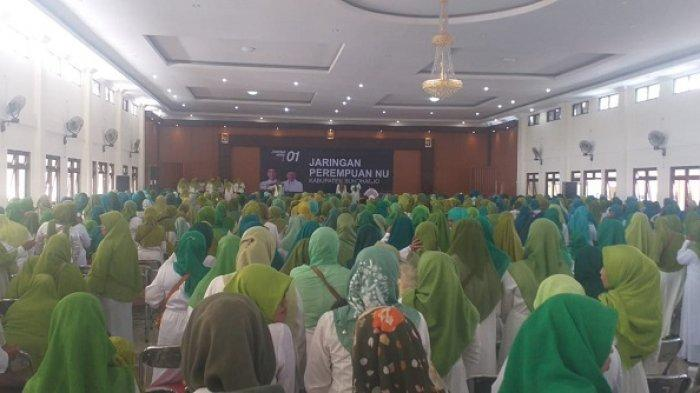 Koordinator Jaringan Perempuan Nahdlatul Ulama Jateng Puji Keberhasilan Pemerintahan Jokowi