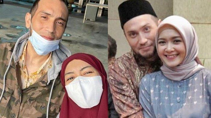 Richa Iskak Bagikan Kabar Kondisi Terbaru Suaminya, Sempat Diisukan Sakit Kanker Hati