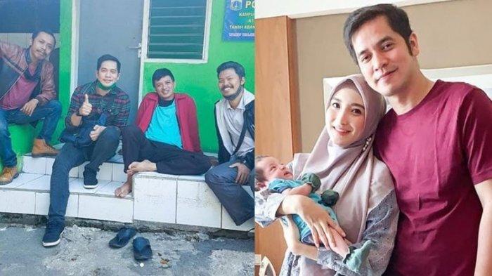 Cerita Ricky Perdana Kembali Syuting Sinetron TOP Usai Dikarunai Buah Hati, Bukti Adanya Rezeki Anak