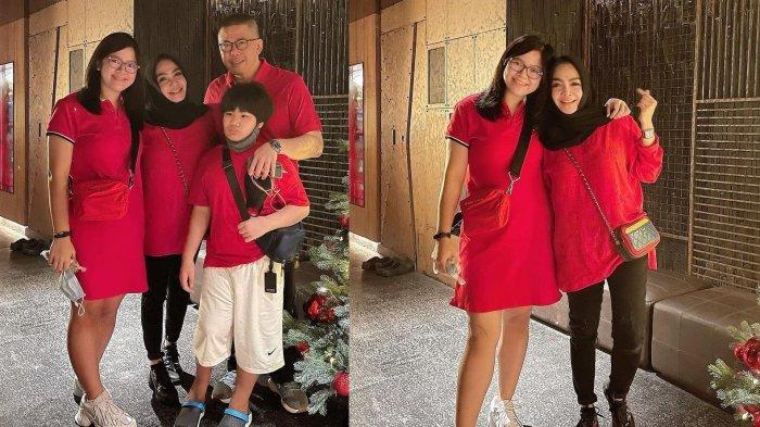 Rieta Amilia Ibu Nagita Pamer Keakraban dengan 2 Anak Tirinya, Sang Putri Memanggilnya 'Mama Kedua'
