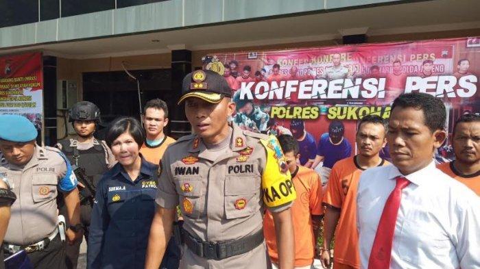 Asyik Pesta Sabu, Dua Warga Mojolaban Sukoharjo Diciduk Polisi