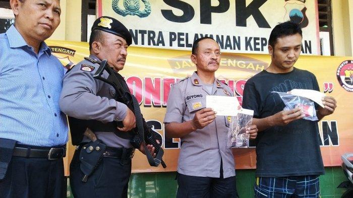 Maling Pembobol Toko 'Daleman' di Serengan Solo Dikejar, Ini yang Dilakukan oleh Polisi