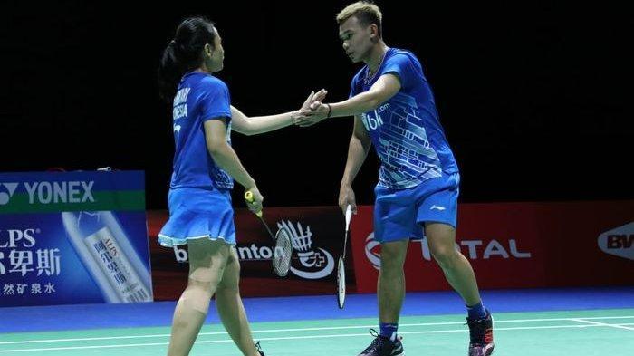 Hasil Chinese Taipei Open 2019: Menang Derbi Indonesia. Rinov/Pitha Melaju ke Perempat Final