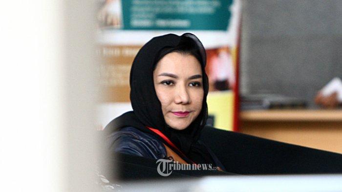 Terbukti Terima Gratifikasi, Bupati Kukar Rita Widyasari Divonis Hukuman 10 Tahun Penjara